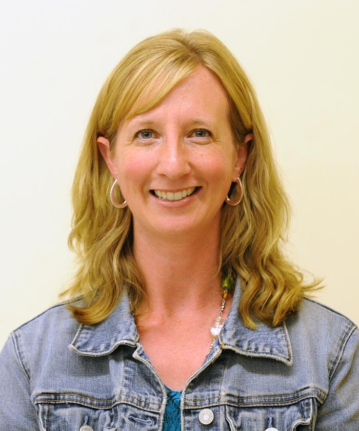 Photo of new teacher Elizabeth Bauer