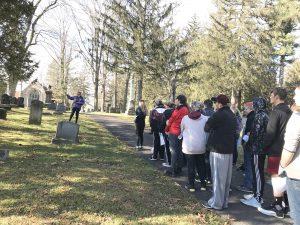 Fort Plain cemetery tour 1