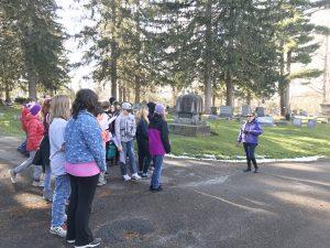 Fort Plain cemetery tour 2