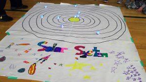 april 12 morning program solar system