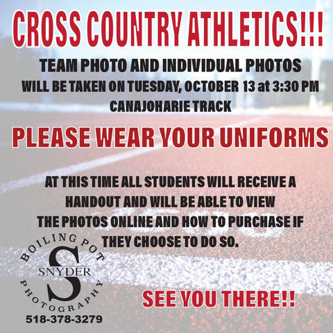 Cross Country photos graphic