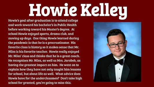 Howie Kelley photo and profile