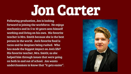Jon Carter photo and profile