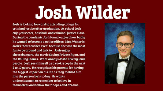 Josh Wilder photo and profile