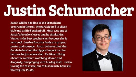 Justin Schumacher photo and profile