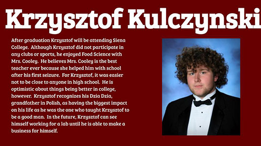 Krysztof Kulczynski photo and profile