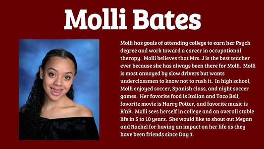 Molli Bates photo and profile