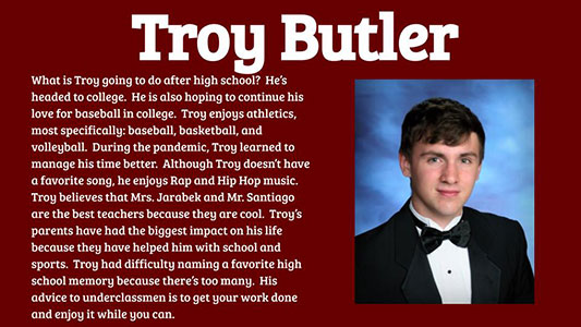 Troy Butler photo and profile