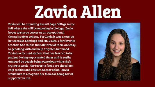 Zavia Allen photo and profile