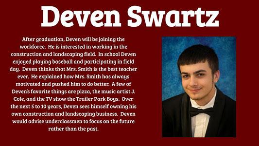 Deven Swartz photo and profile