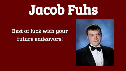 Jacob Fuhs photo and profile
