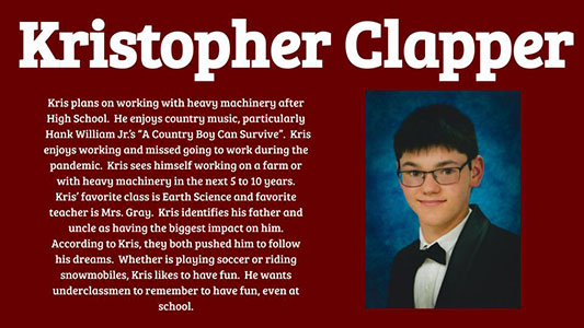 Kristopher Clapper profile and photo