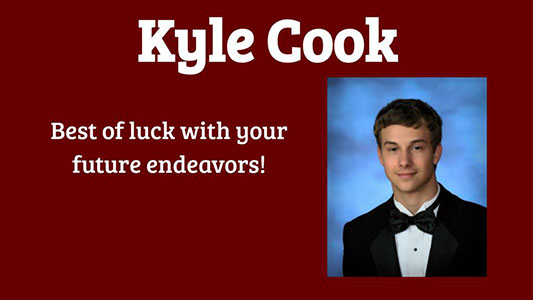 Kyle Cook photo and profile