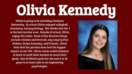 Olivia Kennedy photo and profile
