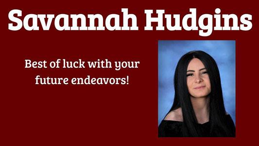 Savannah Hudgins photo and profile