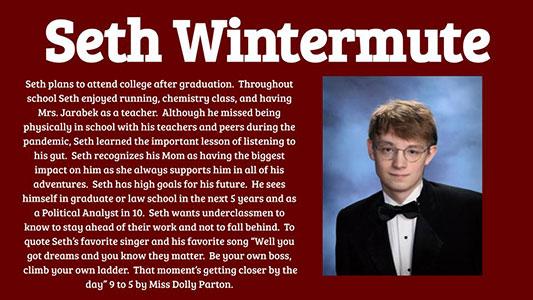 Seth Wintermute photo and profile